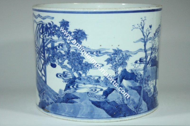 Antique Imperial Arts Antique Chinese Porcelain Censer