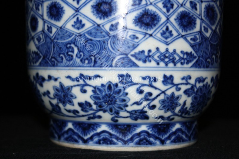 Antique Imperial Arts Antique Chinese Qianlong Vase